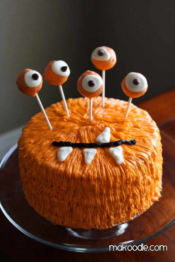 Halloween Decorating Cakes  30 Spooky Halloween Cakes Recipes for Easy Halloween