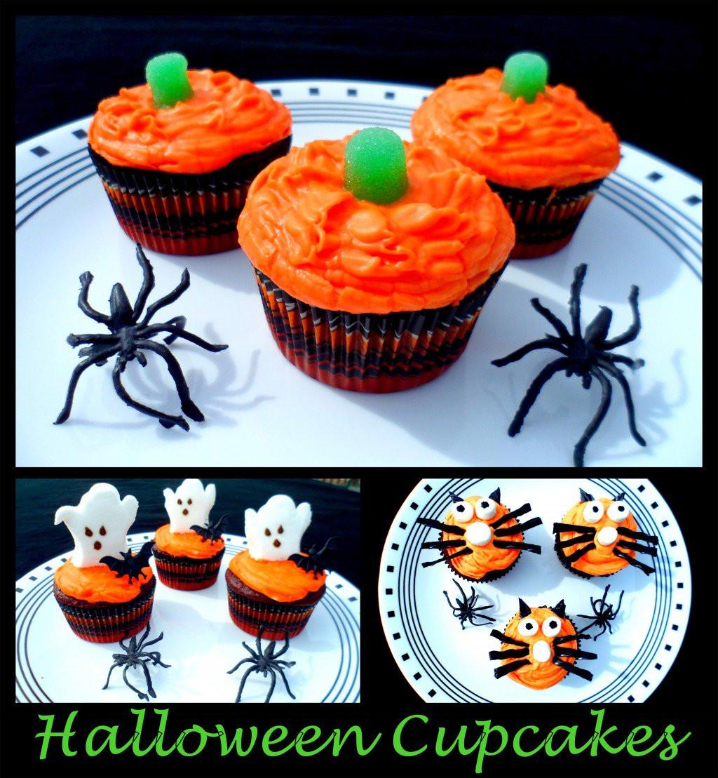 Halloween Decorating Cupcakes  Halloween Cupcakes Cupcake Decorating Ideas
