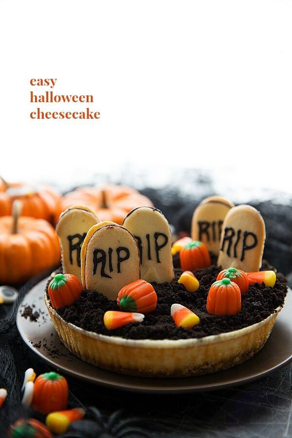Halloween Desserts No Bake  Easy Peasy No Bake Halloween Dessert Recipes Festival