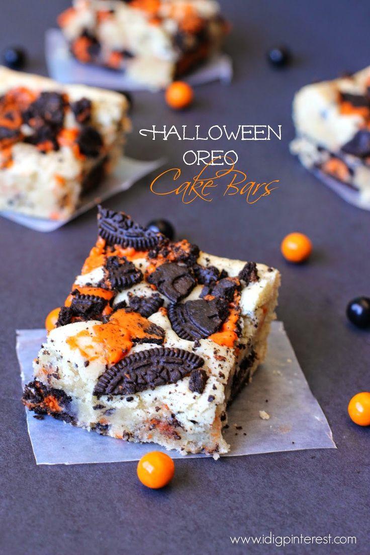 Halloween Desserts Recipes  25 Best Ideas about Easy Halloween Treats on Pinterest