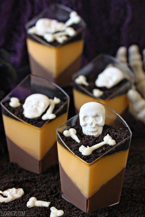Halloween Desserts Recipes  The Creepiest Scariest Dessert Recipes Your Halloween