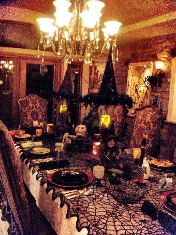 Halloween Dinner Party  2015 Halloween Decoration Ideas Design Trends Blog