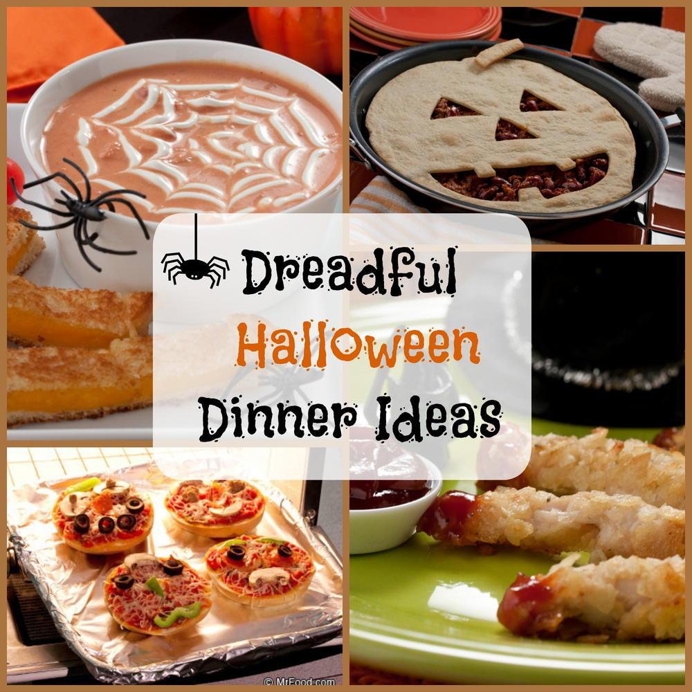 Halloween Dinners For Adults  8 Dreadful Halloween Dinner Ideas