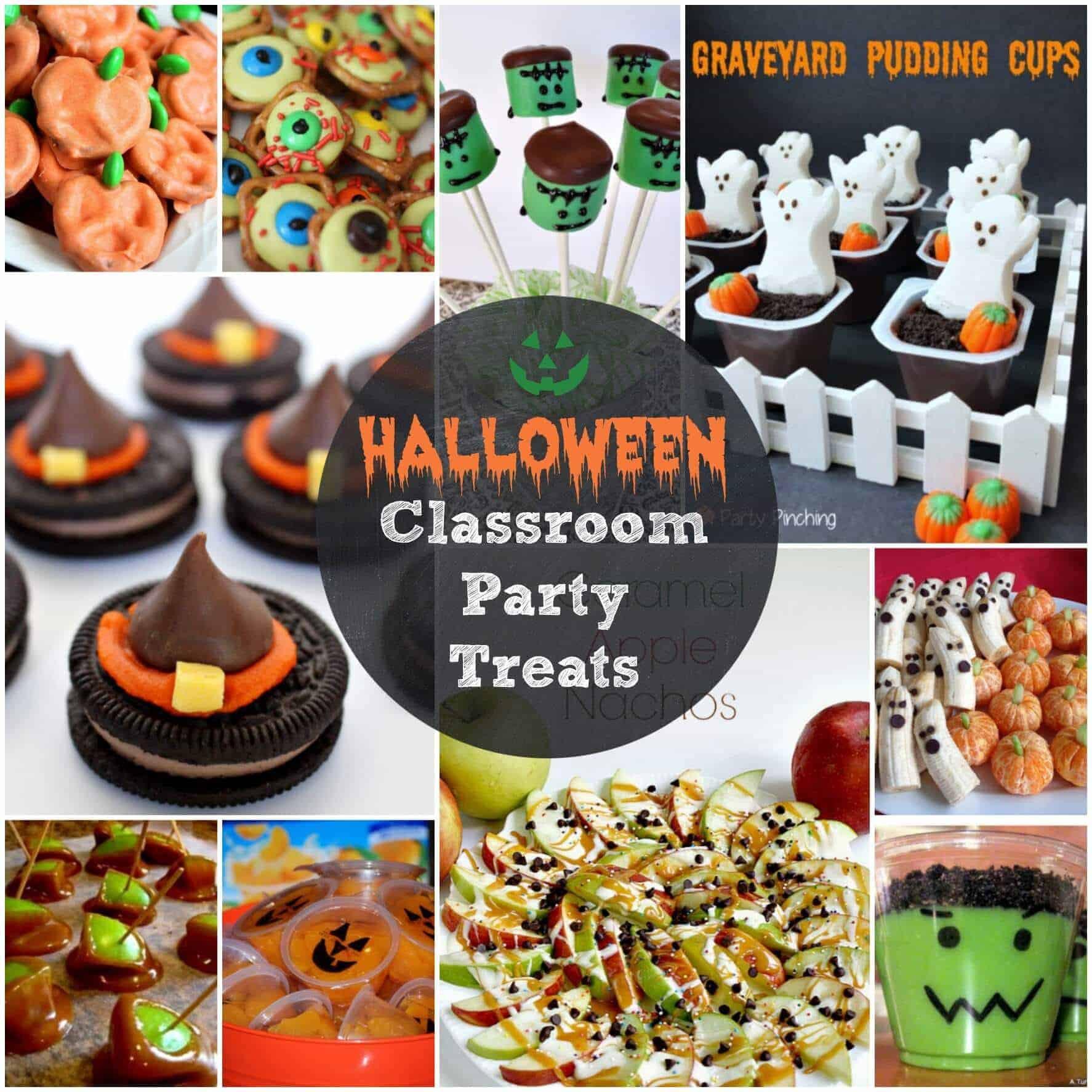 Halloween Healthy Snacks For Classroom  Easy Halloween Treats for Your Classroom Parties Page 2