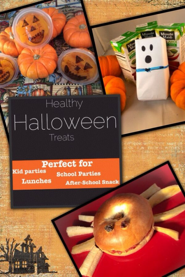 Halloween Healthy Snacks For Classroom  Halloween Party Series Healthy Halloween Treats for Kid