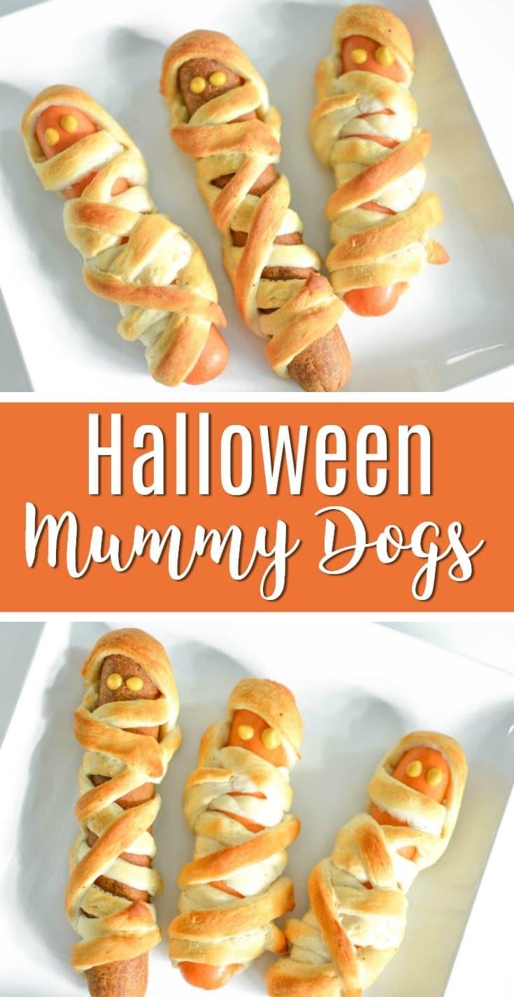 Halloween Hot Dogs Mummy  Mummy Hot Dogs Recipe