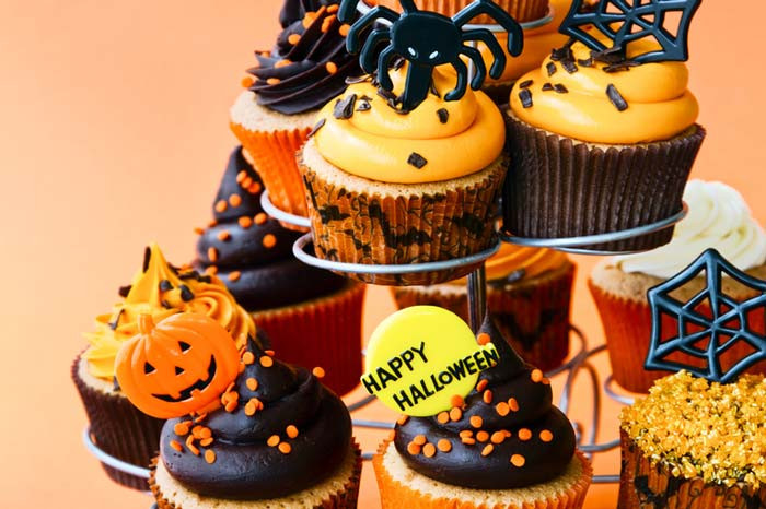 Halloween Inspired Cupcakes  21 Halloween Inspired Cupcakes That Are Super Yummy