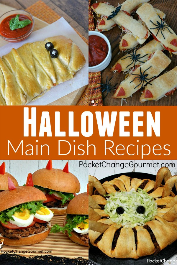 Halloween Main Dishes Recipes  Halloween Party Food Recipes Recipe