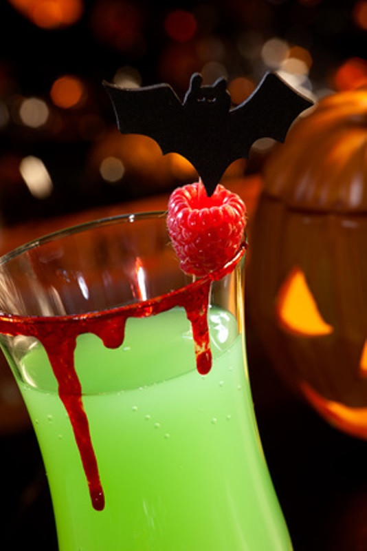 Halloween Mix Drinks  St James Plantation – Halloween Treats With The Grandkids