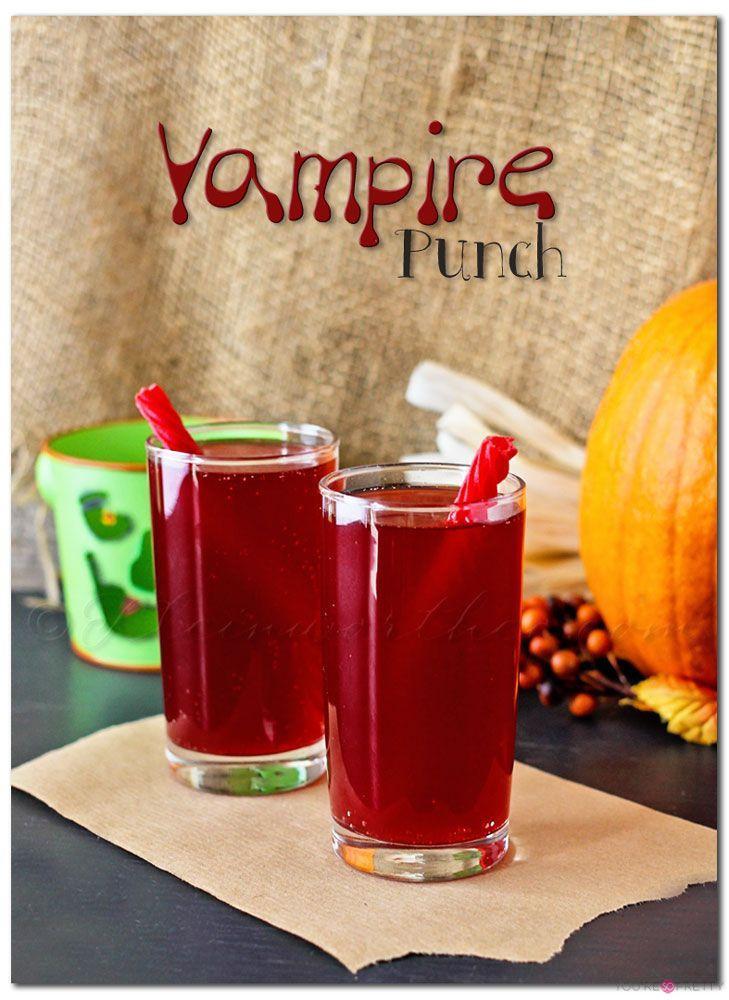 Halloween Mix Drinks  13 Spooky Halloween Treats For Your Next Halloween Party