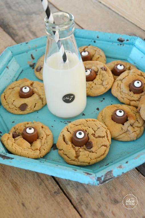 Halloween Monster Cookies  Halloween Cookies