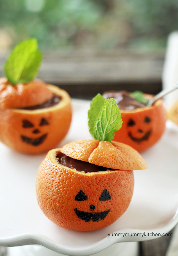 Halloween Pumpkin Recipes  10 Ghoulishly Great Easy Halloween Recipes for kids