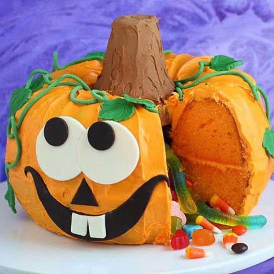 Halloween Pumpkin Recipes  25 best Halloween desserts ideas on Pinterest