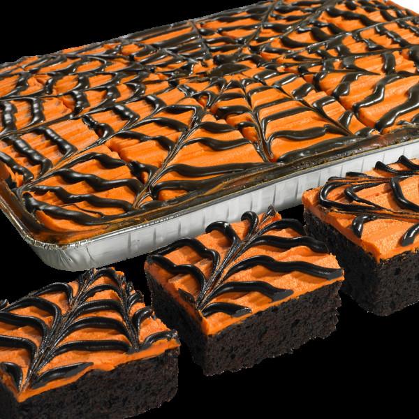 Halloween Sheet Cake  Halloween Sheet Cake