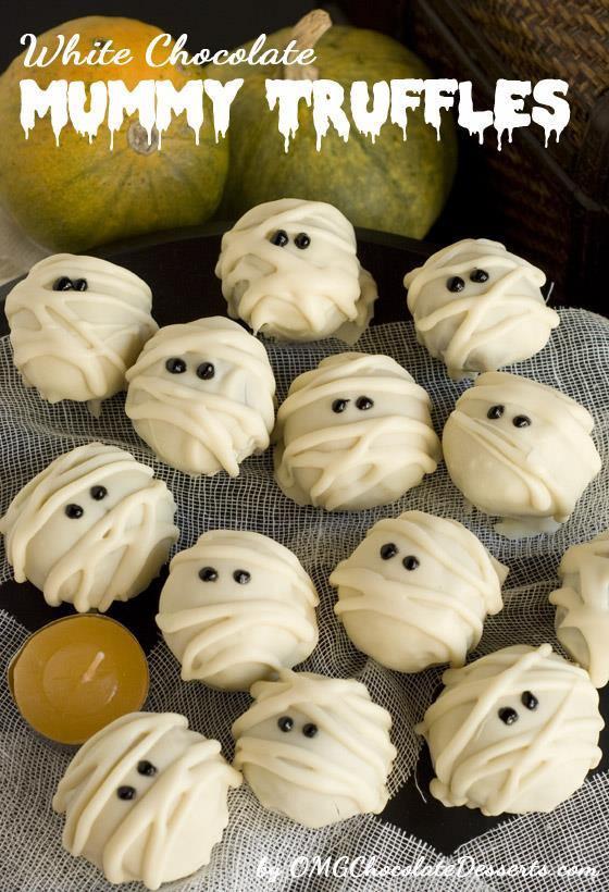 Halloween Shortbread Cookies  Halloween Monsters Shortbread Cookies OMG Chocolate Desserts