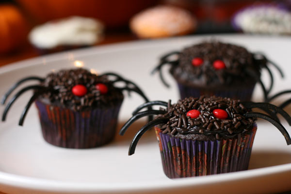 Halloween Spider Cakes  Frikkin Awesome Halloween Cupcakes – Frikkin Awesome