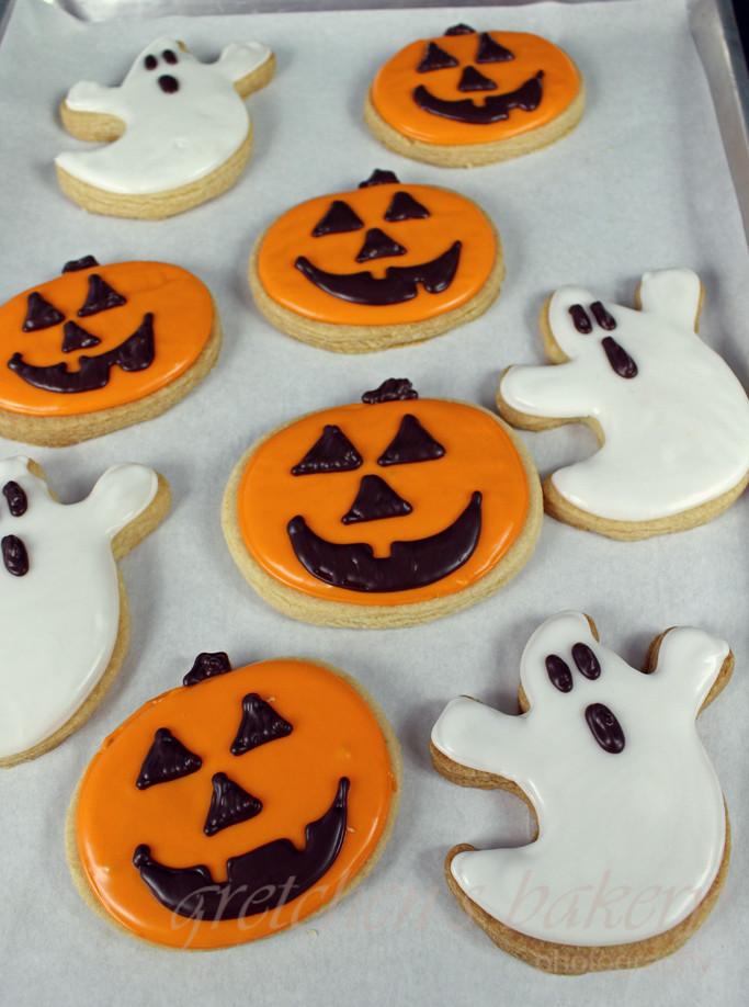 Halloween Sugar Cookies  Vegan Halloween Sugar Cookies Gretchen s Bakery