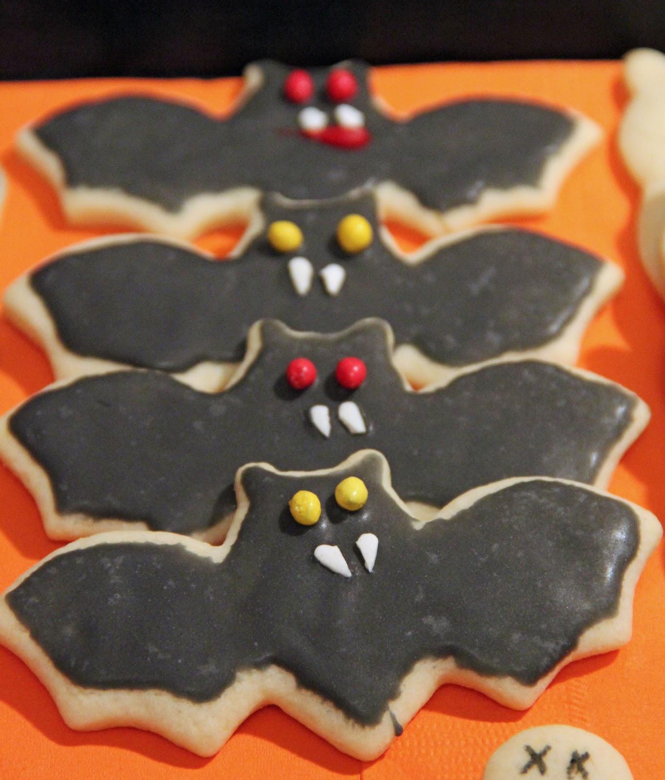 Halloween Sugar Cookies  Jo and Sue Halloween Sugar Cookies