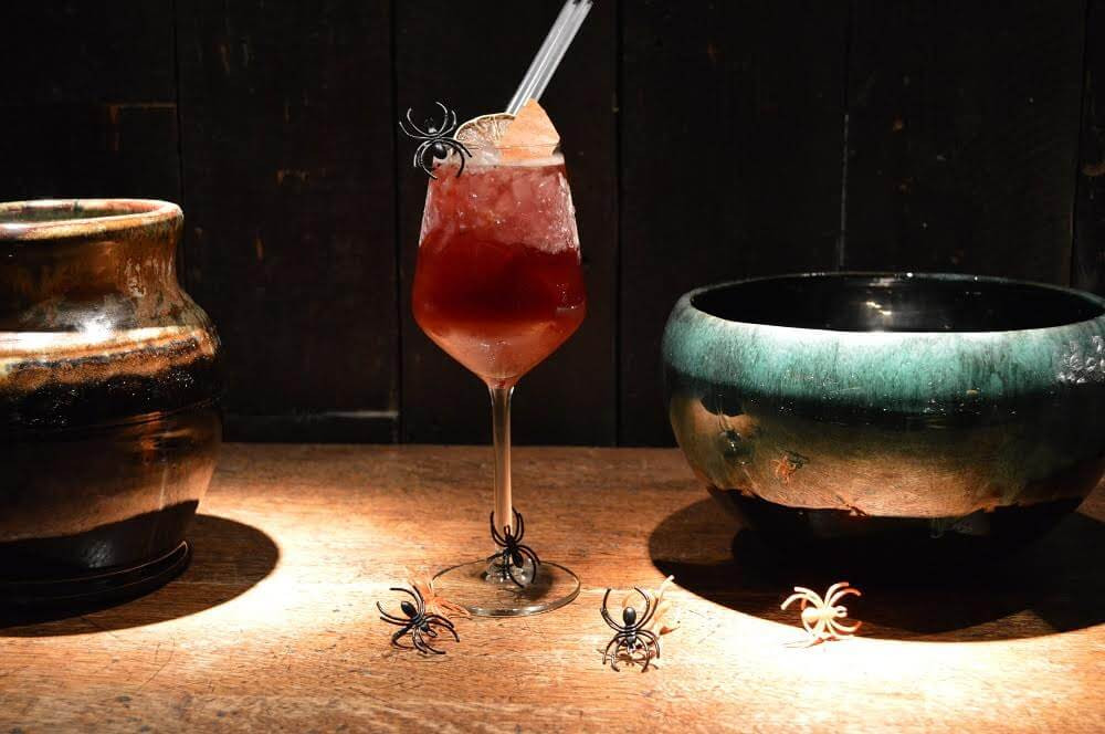 Halloween Themed Alcoholic Drinks  Halloween Cocktails The London Guide