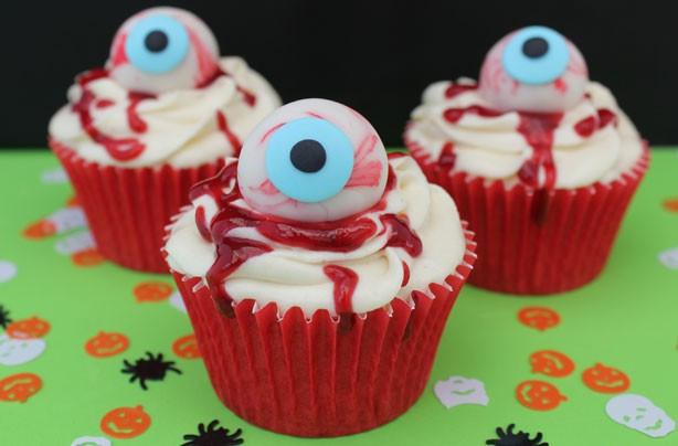 Halloween Themed Cupcakes  16 Halloween cupcake recipes goodtoknow