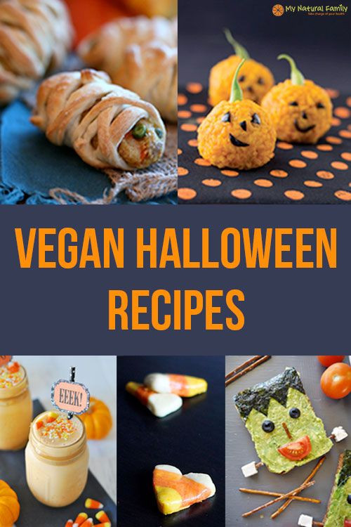 Halloween Vegetarian Recipes  25 Vegan Halloween Recipes That Will Spook the Kids