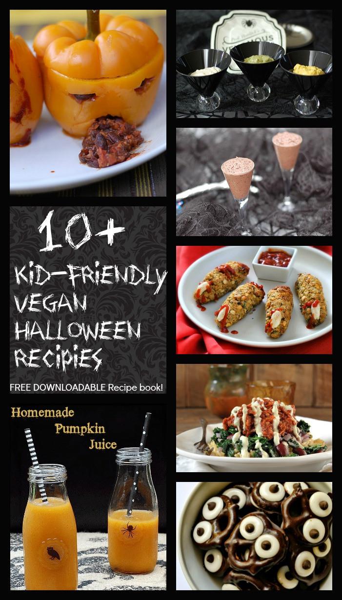 Halloween Vegetarian Recipes  10 Kid Friendly Vegan Halloween Recipes The Educators