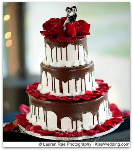 Halloween Wedding Cakes Ideas  Wedding Cake Designs And Creative Wedding Cake Styles To