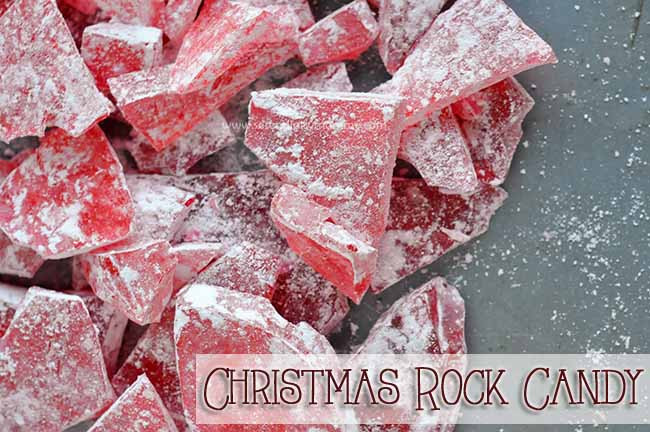 Hard Rock Candy Christmas  Christmas Candy Recipes — Today s Every Mom
