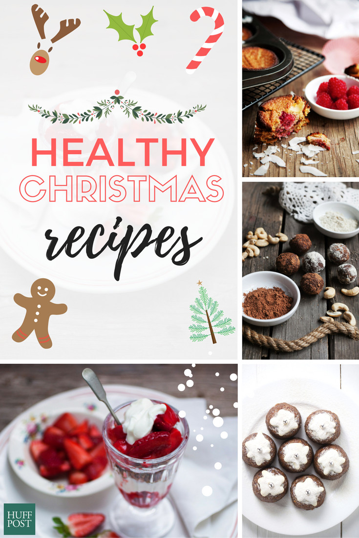 Healthy Christmas Desserts  Try These Healthy Swaps Your Fave Christmas Desserts