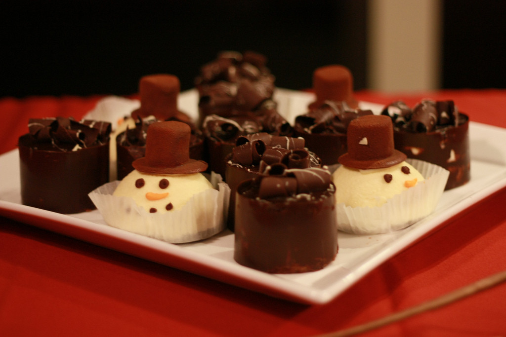 Healthy Christmas Desserts  8 Healthy Holiday Desserts Gallagher