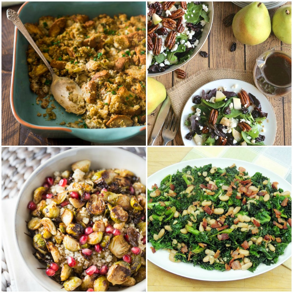 Healthy Christmas Side Dishes  24 Healthy Holiday Side Dishes