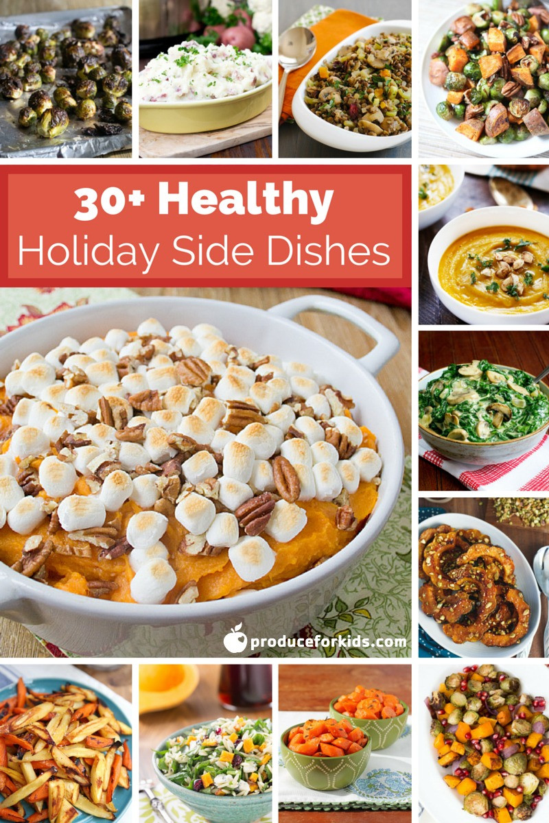 Healthy Christmas Side Dishes  25 Healthy Easter Recipes