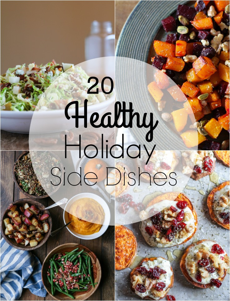 Healthy Christmas Side Dishes  Healthy Holiday Side Dishes The Roasted Root