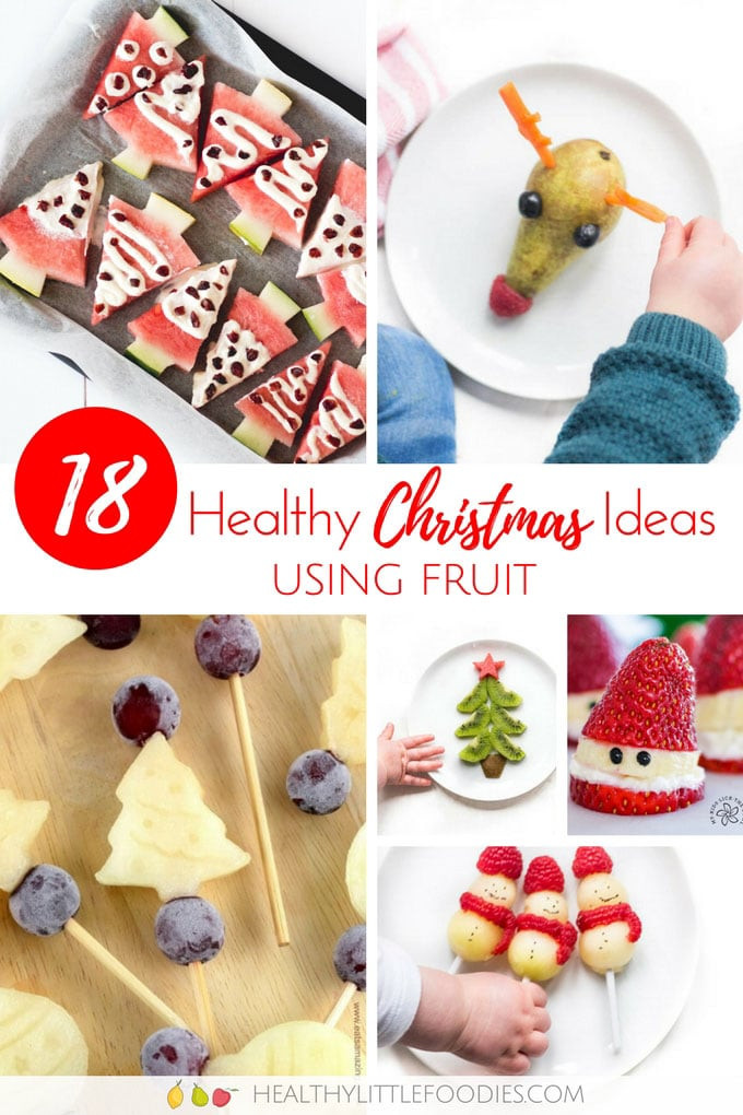 Healthy Christmas Snacks For Kids  18 Healthy Christmas Snacks for Kids Healthy Litttle Foo s