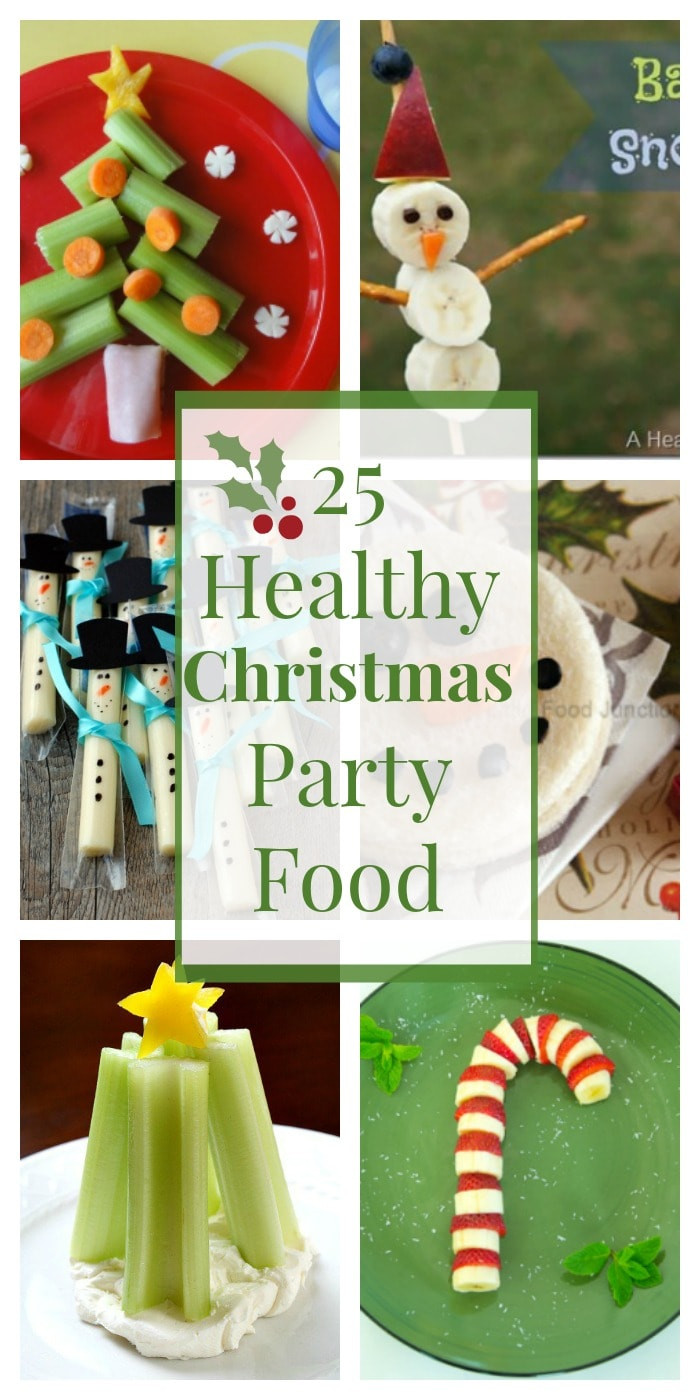 Healthy Christmas Snacks For Kids  25 Healthy Christmas Snacks and Party Foods