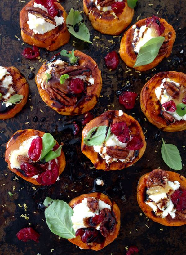 Healthy Fall Appetizers  10 Perfectly Mouthwatering and Healthy Thanksgiving