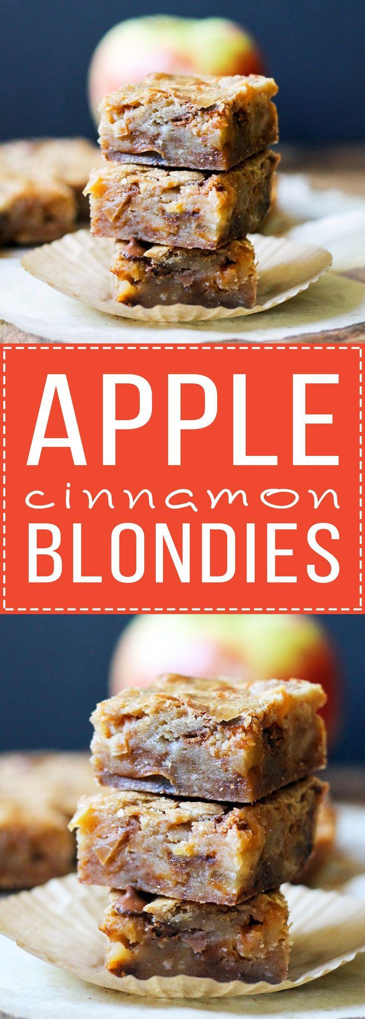 Healthy Fall Desserts  Best 25 Apple desserts ideas on Pinterest