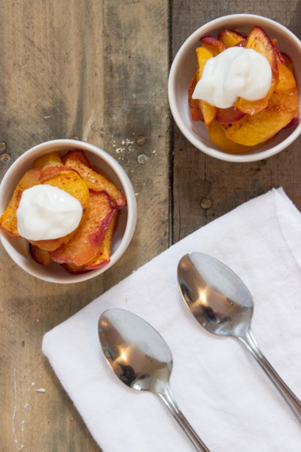 Healthy Fall Desserts  DIY Healthy Fall Inspired Dessert