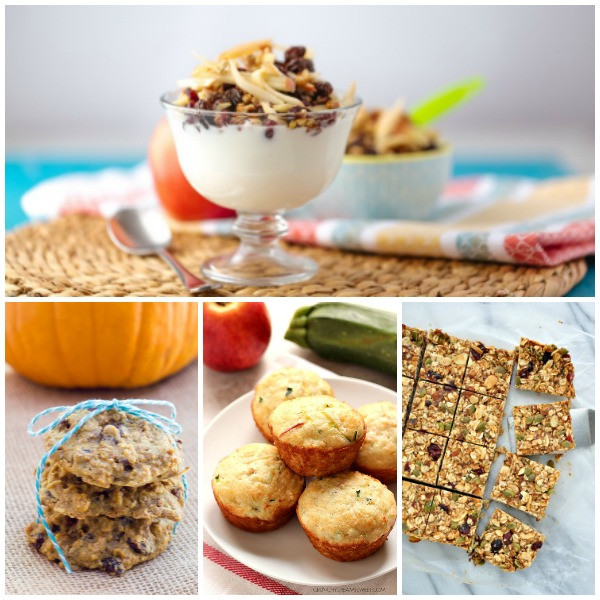 Healthy Fall Desserts  20 Healthy Fall Snacks for Kids Fantastic Fun & Learning