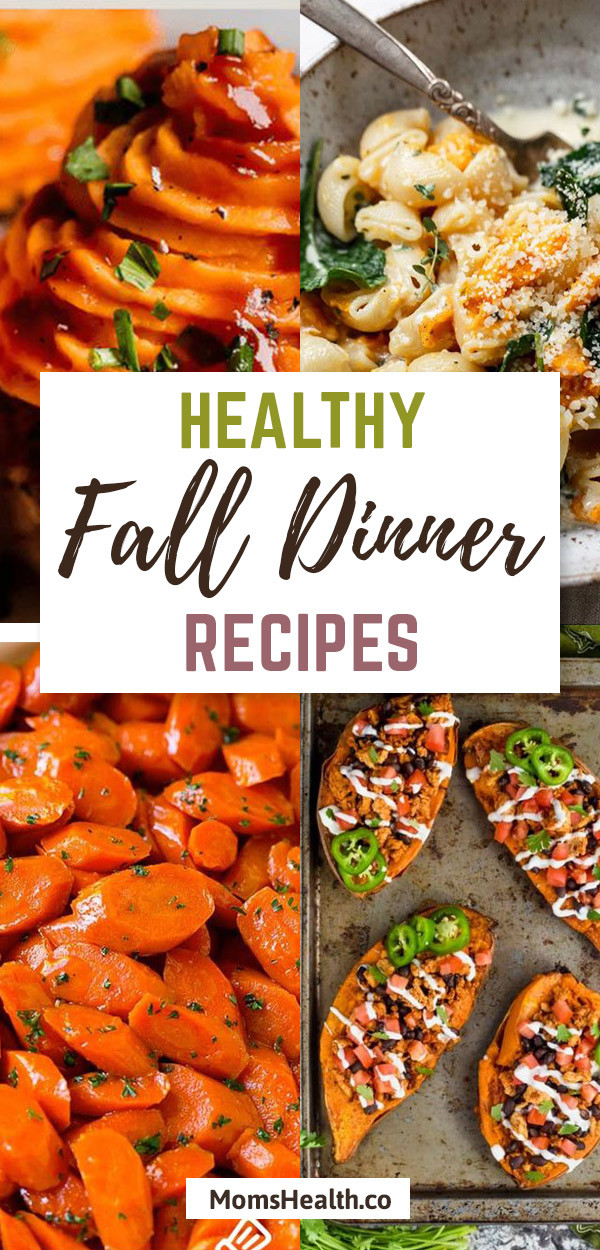 Healthy Fall Dinner Recipes  Fall Recipes Healthy Dinner Autumn Food Ideas For Your