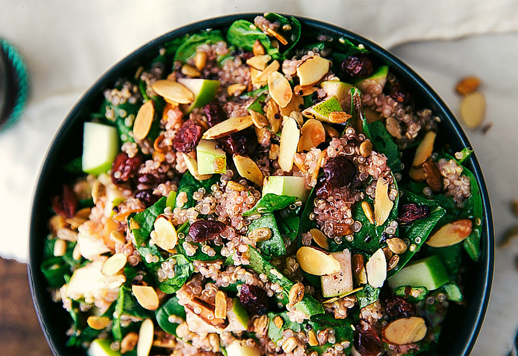 Healthy Fall Dinner Recipes  3 ways to start and to keep eating a salad NTOI