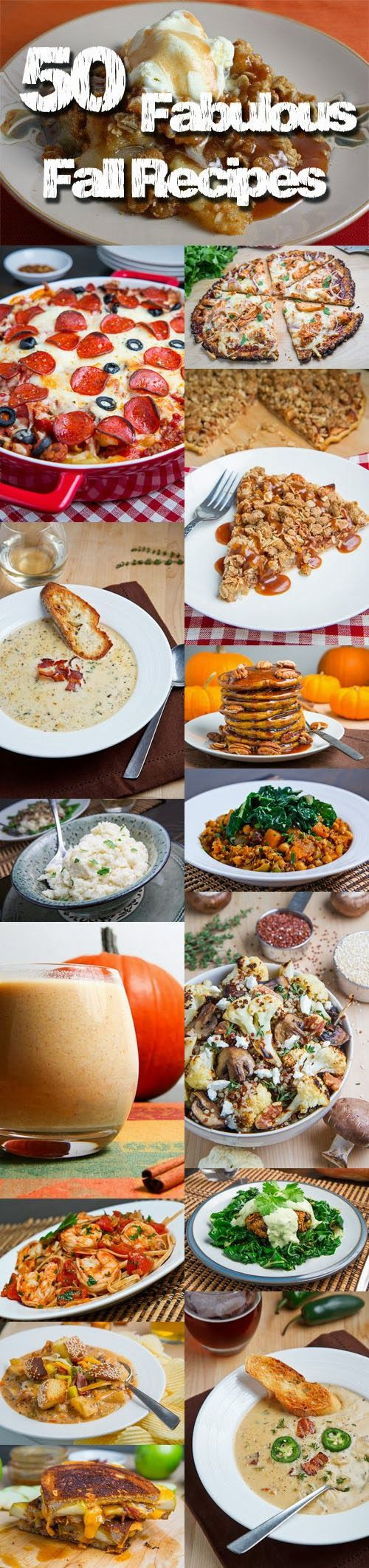 Healthy Fall Dinner Recipes  75 best images about Autumn on Pinterest