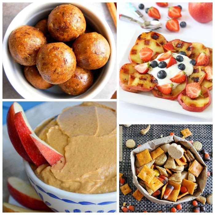 Healthy Fall Snacks  20 Healthy Fall Snacks