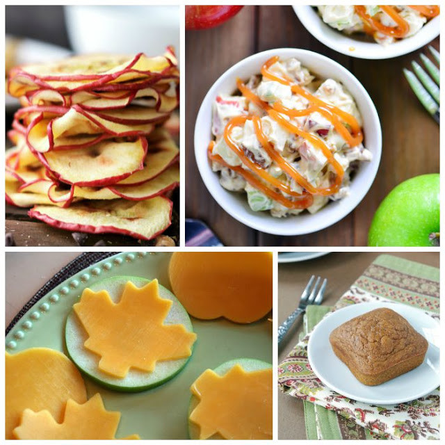 Healthy Fall Snacks  20 More Healthy Fall Snacks