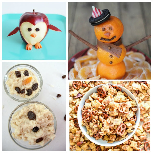 Healthy Fall Snacks  Healthy Winter Snacks