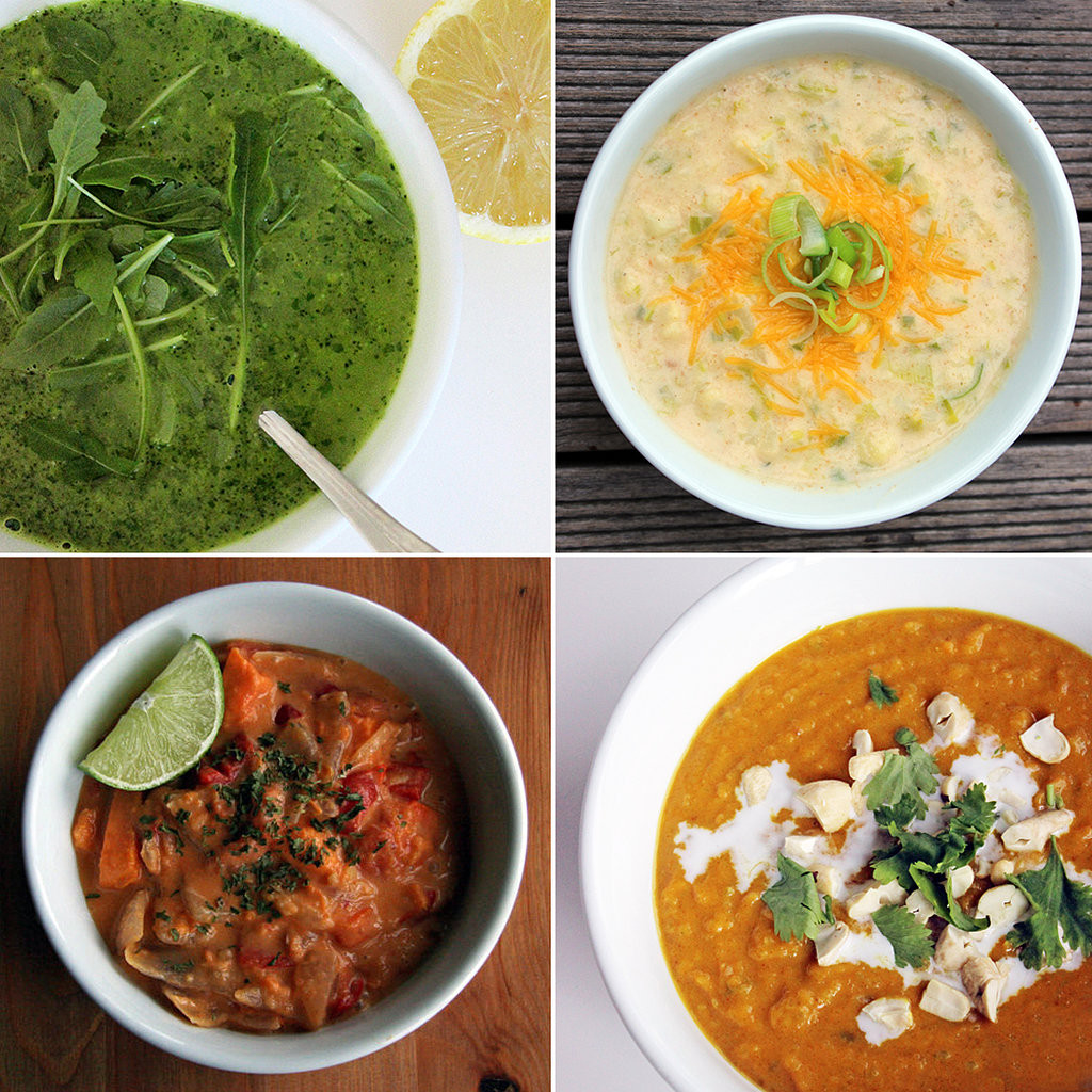 Healthy Fall Soups  Healthy Fall Soup Recipes