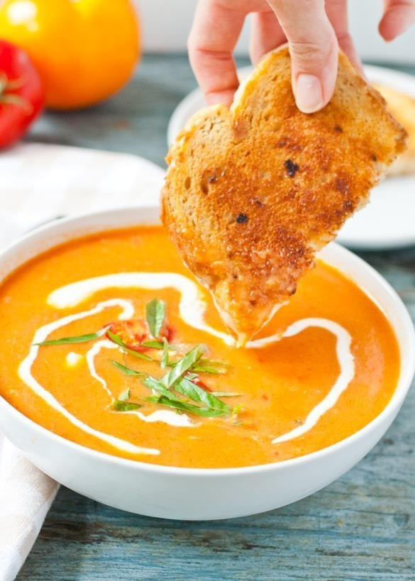 Healthy Fall Soups  Here Are 21 Healthy Fall Soups To Stock Your Freezer