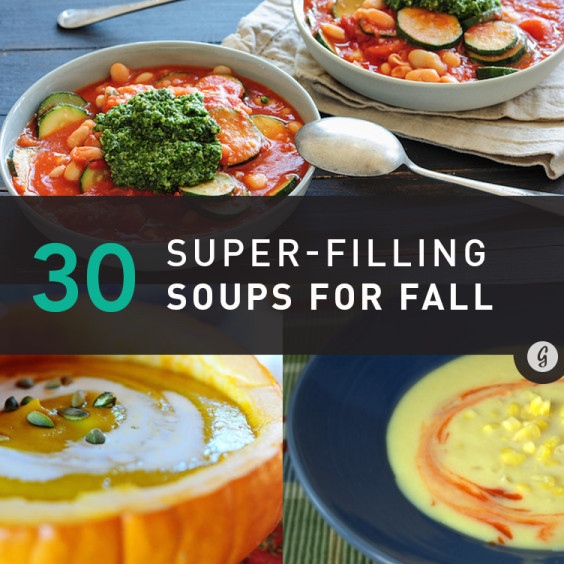 Healthy Fall Soups  30 Seasonal Soups That Require Zero Cooking Skills
