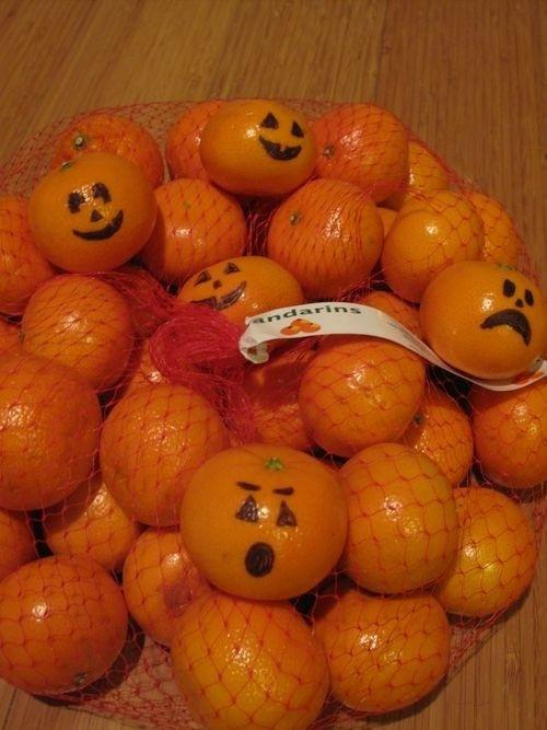Healthy Halloween Snacks For School  Healthy Halloween party snacks School