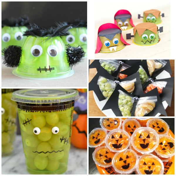 Healthy Halloween Snacks For School  31 Healthy Halloween Snacks for Kids Fantastic Fun